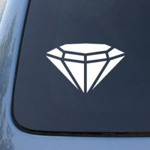 Diamond Window Decal Sticker - https://customstickershop.us/product-category/stickers-for-cars/