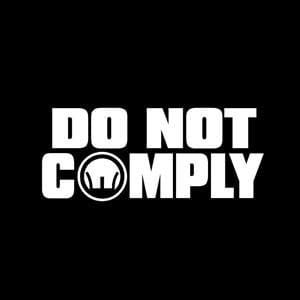 Do Not Comply Ironsight Decals - https://customstickershop.us/product-category/army-navy-marines-decals/