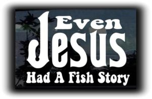 Even Jesus window Decal sticker
