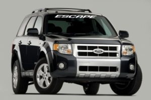 Ford Escape Windshield Decal - https://customstickershop.us/product-category/windshield-decals/