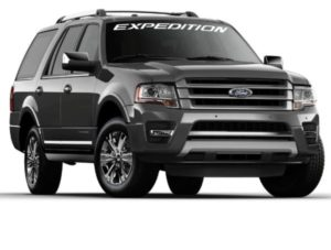 Ford Expedition Windshield Decal - https://customstickershop.us/product-category/windshield-decals/
