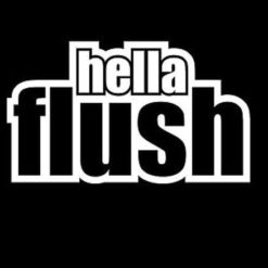 Hella Flush JDM Stickers - https://customstickershop.us/product-category/jdm-stickers/