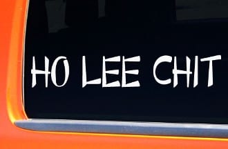 Ho Lee Chit JDM Stickers - https://customstickershop.us/product-category/jdm-stickers/