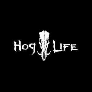 Hog Life Window Decal Sticker