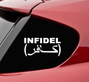 Infidel JDM Stickers Decals - https://customstickershop.us/product-category/jdm-stickers/