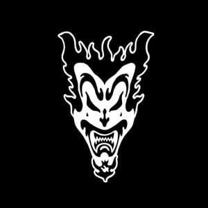 ICP Insane Clown Posse Car Decal