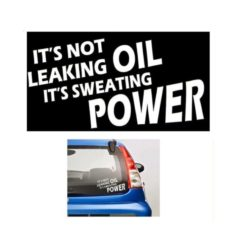 Not Leaking Oil JDM Stickers - https://customstickershop.us/product-category/jdm-stickers/