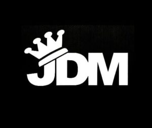 JDM Crown Window Decal Sticker - https://customstickershop.us/product-category/stickers-for-cars/