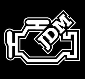 Engine JDM Stickers - https://customstickershop.us/product-category/jdm-stickers/