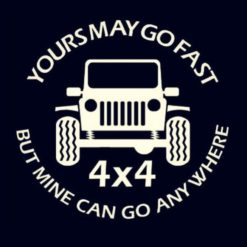 Jeep Decal Go Anywhere - https://customstickershop.us/product-category/stickers-for-cars/