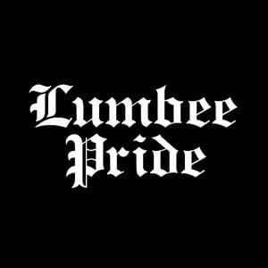 Lumbee Pride Car Window Decal