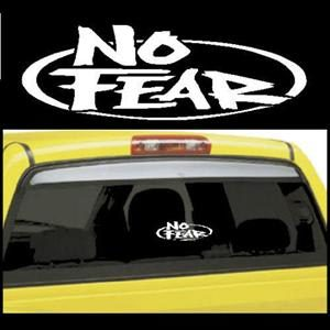 No Fear Truck Window Decals - https://customstickershop.us/product-category/truck-decals/