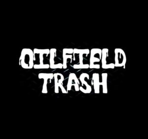 Oil Field Trash Window Decal Sticker - https://customstickershop.us/product-category/truck-decals/