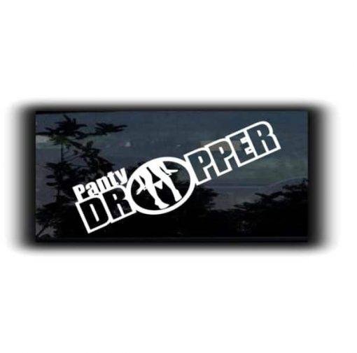 Panty Dropper JDM Stickers - https://customstickershop.us/product-category/jdm-stickers/