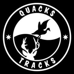 Quacks and Tracks Hunting Decals