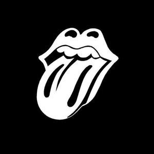 Rolling Stones Car Window Decal
