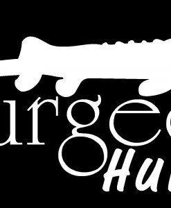 Sturgeon Hunter Fishing Decals