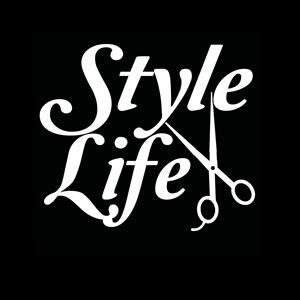 Style Life Beautician Stylist Decal