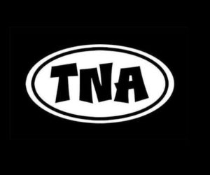 TNA Tits N Ass Euro Oval JDM Decal - https://customstickershop.us/product-category/jdm-stickers/