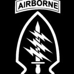 Army Special Forces Military Window Decal Stickers