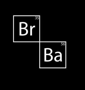Breaking Bad Elements Car Decals