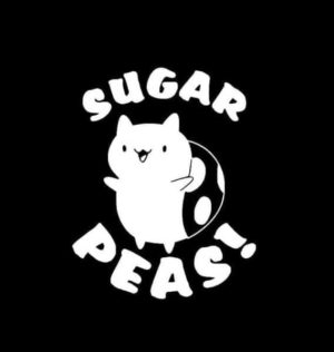 CATBUG Sugar Peas Bravest Warriors Decal Sticker