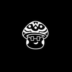 Mario Brothers Retro Mushroom Decal