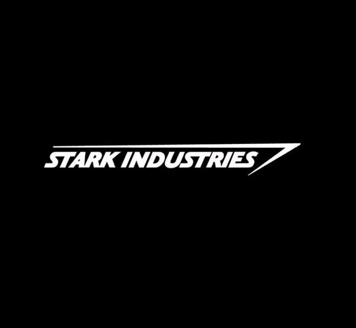 Stark Industries Vinyl Decal Stickers