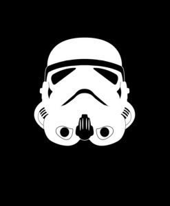 Storm Trooper Star Wars Decal Sticker A6