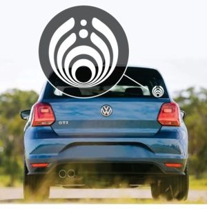 Bassnectar Band Vinyl Window Decal Sticker