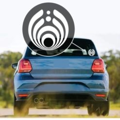 Bassnectar Window Decal - Band Stickers