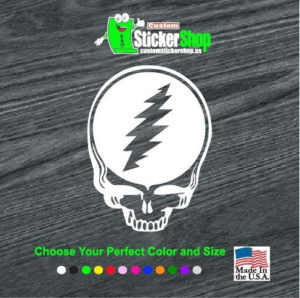 Grateful dead jerry garcia Band decal sticker