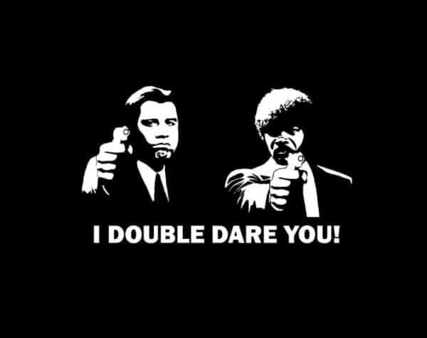 Pulp Fiction double da...