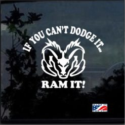 Dodge Decal Stickers