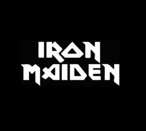 Iron Maiden Band Stickers