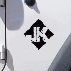 Jeep JK fender Decal Pair A5