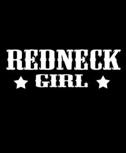 Redneck Girl Vinyl Decal Sticker