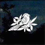 Bayside Bird  - Band Stickers