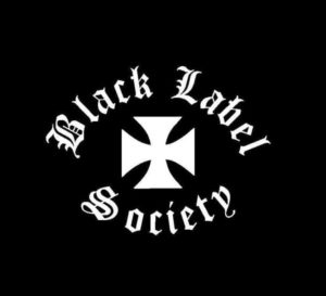 Black Label Society Decal Sticker
