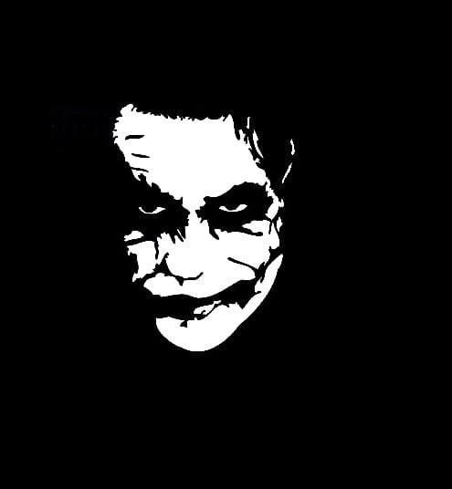 joker stickers and decals
