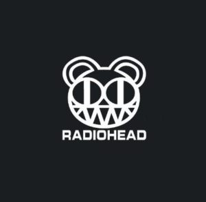 Radiohead Decal Sticker