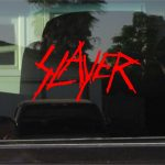 slayer - Band Stickers