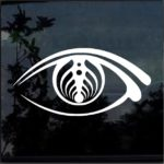 Bassnectar Open Your Eyes  - Band Stickers
