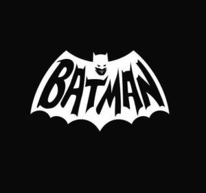 Batman Logo a2 Vinyl Decal Sticker