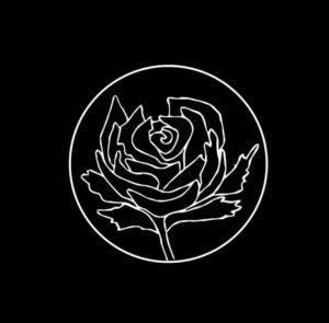 Ryan Adams rose Vinyl Decal Sticker