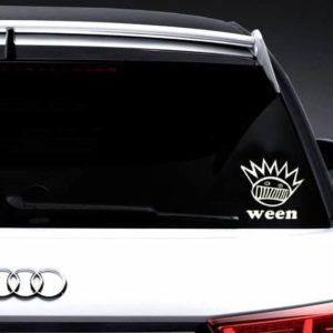 Ween Band Logo Vinyl Decal Sticker