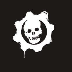 Gears of War Vinyl Decal Sticker