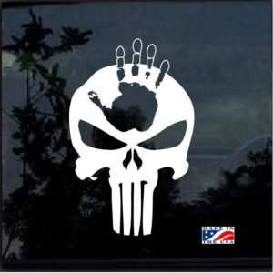 Jeep wave punisher wave 3 decal sticker