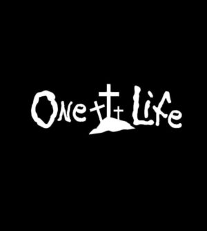 One Life Christian Vinyl Decal Stickers