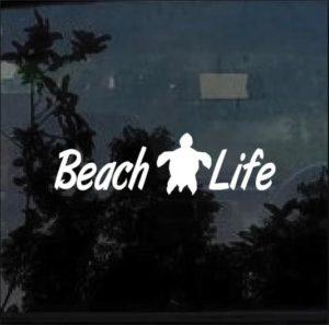 beach life turtle 2